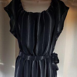 Lauren Conrad Striped Dress